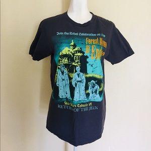 Forest Moon of Endor Star Wars VI T-shirt